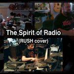 RUSH – The Spirit of Radio (full band cover)