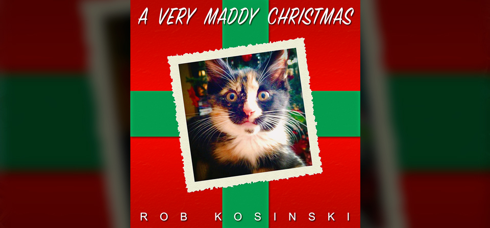 A Very Maddy Christmas – Single now available